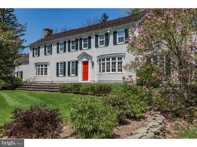 Hopewell Single Family Home For Sale: 179 Stony Brook Road