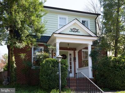 Fredericksburg Single Family Home For Sale: 808 Marye Street