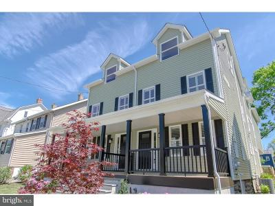 Bryn Mawr Single Family Home For Sale: 713 Preston Avenue