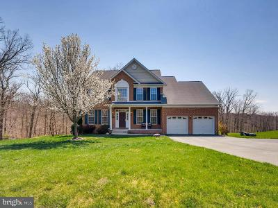 Frederick MD Single Family Home For Sale: $499,000