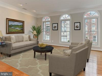 Alexandria City Townhouse For Sale: 5251 Brawner Place