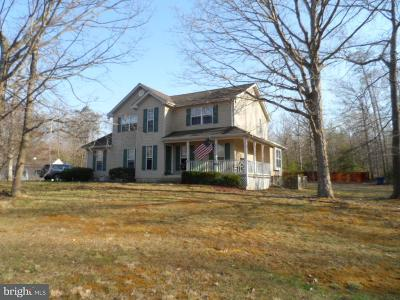 La Plata MD Single Family Home For Sale: $319,000