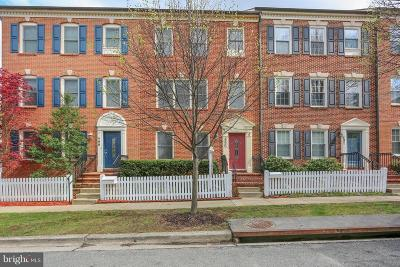 Townhouse For Sale: 495 Chestertown Street