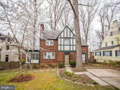 Silver Spring Single Family Home For Sale: 1309 Dale Drive