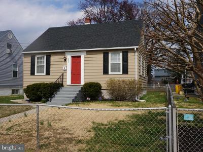 Glen Burnie MD Single Family Home For Sale: $259,900
