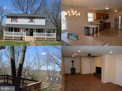 Warren County Single Family Home For Sale: 421 Overlook Drive