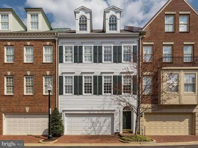 Alexandria City Townhouse For Sale: 736 Fords Landing Way