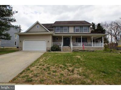Dover Single Family Home For Sale: 18 Fairway Court