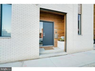 Philadelphia Single Family Home For Sale: 445 Wallace Street