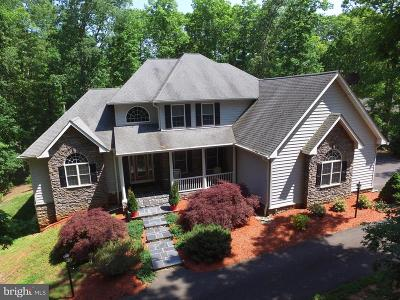Locust Grove Single Family Home For Sale: 3091 Germanna Drive
