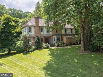 Fairfax County Single Family Home For Sale: 2030 Spring Branch Drive