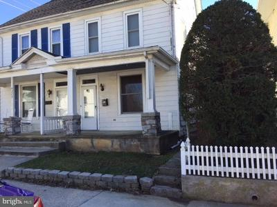 Hummelstown Single Family Home For Sale: 271 High Street