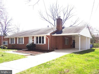 Parklawn Single Family Home For Sale: 4105 Arcadia Road