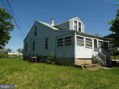 Baltimore MD Single Family Home For Sale: $119,000