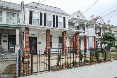 Washington Single Family Home Under Contract: 3311 Martin Luther King Jr Avenue SE