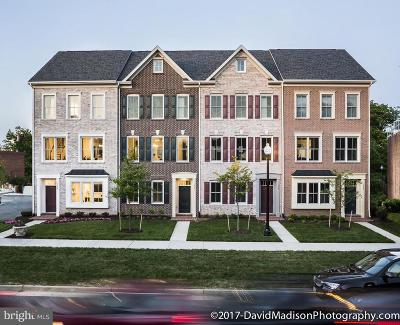Townhouse For Sale: 1369 Powhatan Street #LOT 3