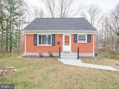 Dale City Single Family Home For Sale: 14416 Fairview Lane