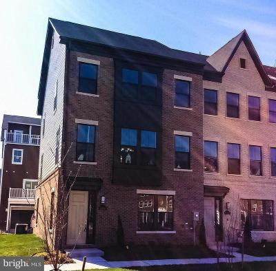 Reston, Herndon Townhouse For Sale: 13650 Air And Space Museum Parkway