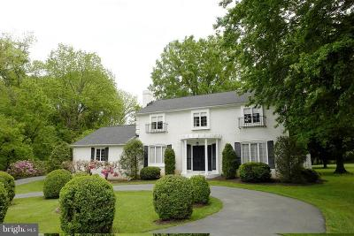 Laytonsville Single Family Home For Sale: 8500 Plum Creek Drive