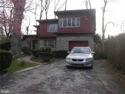 Wynnewood PA Single Family Home For Sale: $529,900
