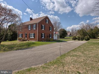 Smithsburg Single Family Home For Sale: 12834 Bikle Road