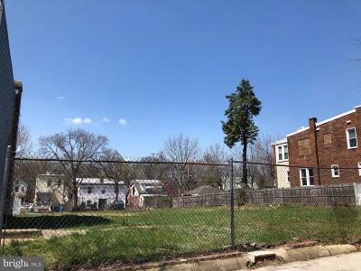 Residential Lots & Land For Sale: 3339 Martin Luther King Jr Avenue SE