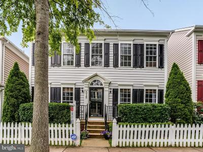 Gaithersburg Single Family Home For Sale: 518 Leaning Oak Street