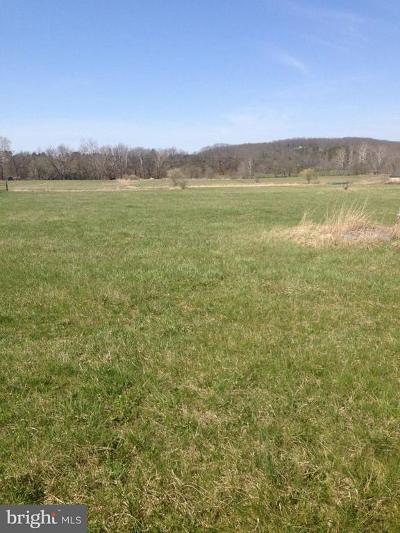 Frederick County, Harrisonburg City, Page County, Rockingham County, Shenandoah County, Warren County, Winchester City Residential Lots & Land For Sale: Bucks Mill Road