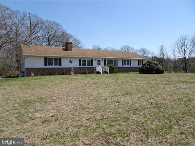Camden Single Family Home For Sale: 428 Still Road