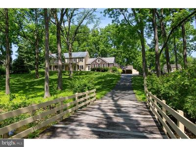 Solebury PA Single Family Home For Sale: $1,595,000