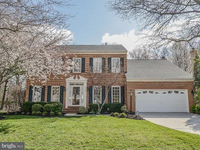 South Riding Single Family Home Active Under Contract: 25284 Planting Field Drive