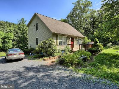 New Bloomfield Single Family Home For Sale: 780 Clouser Hollow Road