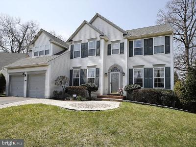 Crofton Single Family Home For Sale: 2894 Willow Wood Court