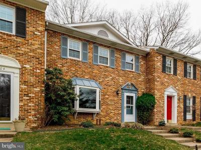 Vienna Single Family Home For Sale: 2302 McGregor Court