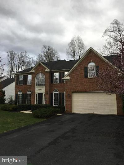 Emmitsburg Single Family Home For Sale: 4090 Carrick Court