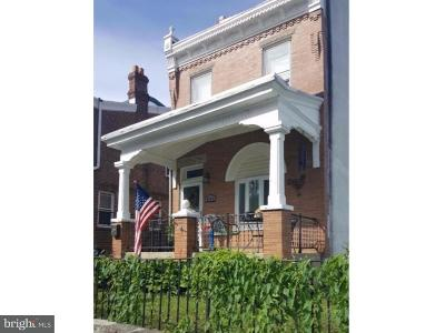 Wissinoming Single Family Home For Sale: 4500-2 Higbee Street