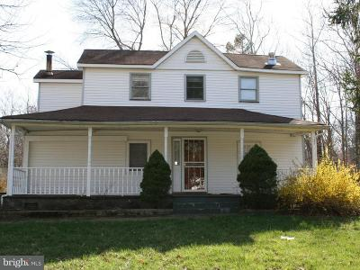 Brandywine Single Family Home For Sale: 15501 Brandywine Road