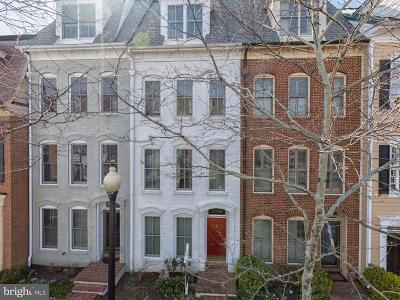 Alexandria City Townhouse For Sale: 1756 Potomac Greens Drive