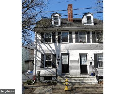 Mount Holly Single Family Home For Sale: 32 Mount Holly Avenue
