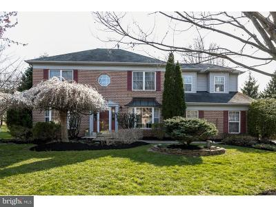 Collegeville Single Family Home Under Contract: 525 Shakespeare Drive