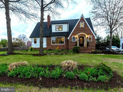 Falls Church Single Family Home For Sale: 3501 Courtland Drive