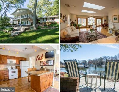 Severna Park Single Family Home For Sale: 219 Wiltshire Lane