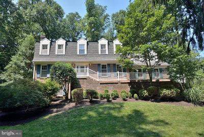 Mclean Single Family Home For Sale: 7518 Old Dominion Drive