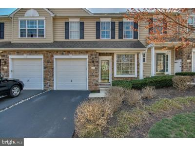 Bucks County Townhouse For Sale: 408 Elm Circle