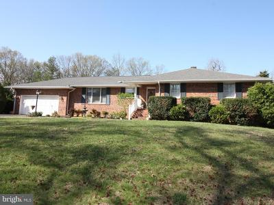 Indian Head Single Family Home For Sale: 3219 Jenkins Lane