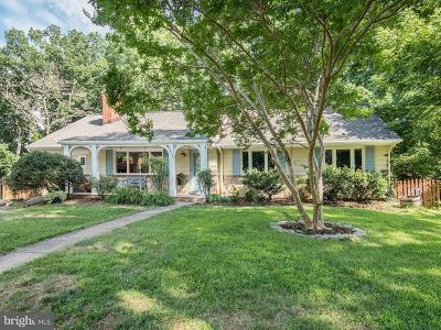 Arlington Single Family Home For Sale: 2628 Upland Street