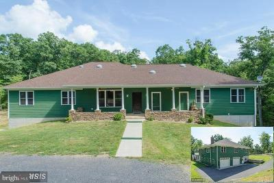 Shenandoah County Single Family Home For Sale: 109 Nazareth Drive