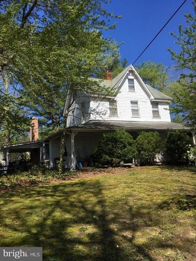 Brandywine Single Family Home For Sale: 17101 Croom Road