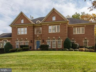 Oakton Single Family Home For Sale: 3013 Rose Creek Court