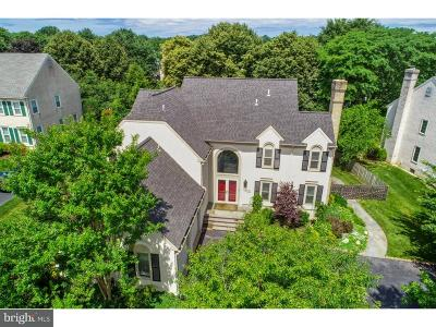 Bryn Mawr Single Family Home For Sale: 725 Cornerstone Lane
